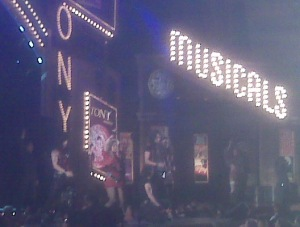 2009 Tony Awards dress rehearsal courtesy of JaredEng