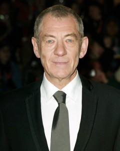 Sir Ian McKellen calls for more roles for older actresses