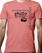 Photographer Montage T-shirt