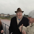 A Life Unexpected teaser featuring Sir Roger Bannister Interview – now live!